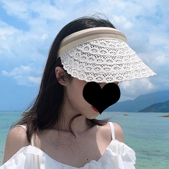 [당일발송]레이스 선바이저 모자[HT#025]