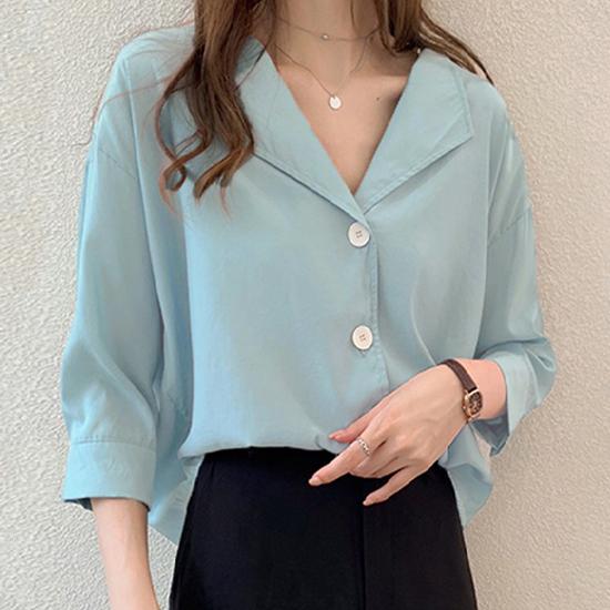 [7% SALE] 어반 루즈핏 셔츠[SI#893]