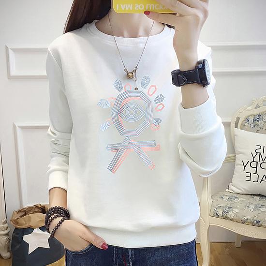 [핫신상7% SALE] 컬러 프린팅 티셔츠[TS#2941]